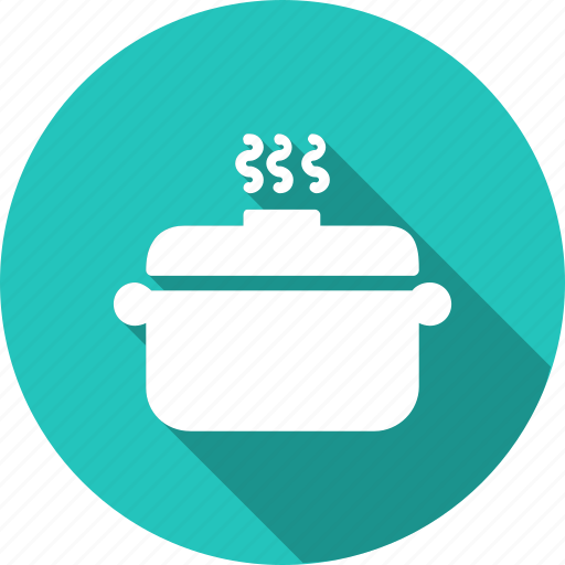 appliances, boiler, container, food, household, kitchen, pot icon