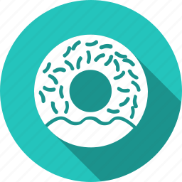 bakery, dessert, donut, donuts, food, kitchen, sweet icon