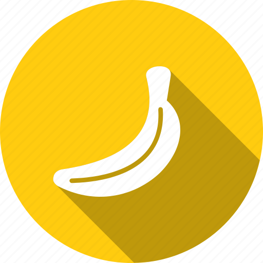 banana, food, fruit, healthy, kitchen, organic, tropical icon