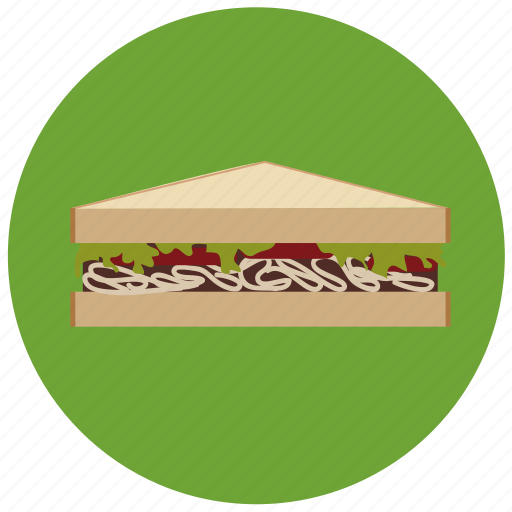 cafe, fast, food, junk food, kitchen, lunch, sandwich icon