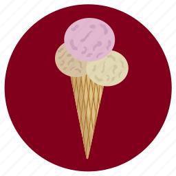 cafe, cold, cream, food, ice, ice cream, meal icon