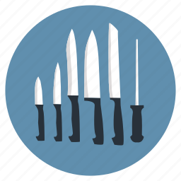 cafe, kitchen, knife, knives, restaurant icon