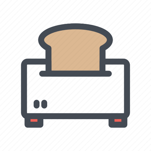 bread, cooking, food, kitchen icon