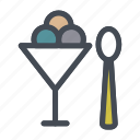 cooking, food, ice, kitchen icon