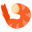 cook, eat, food, meal, seafood, shrimp icon