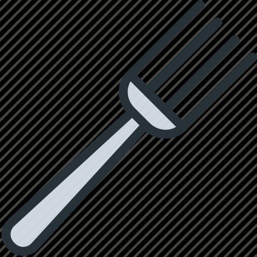 food, fork, kitchen icon