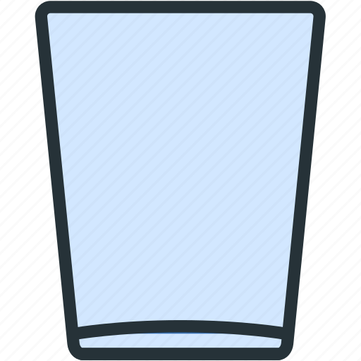 drink, food, glass icon
