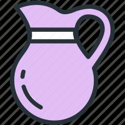 food, glass, juice, kitchen icon