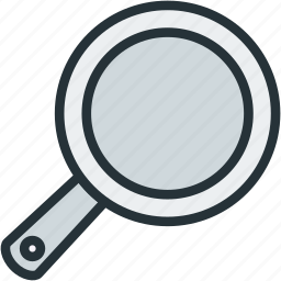 food, pan icon