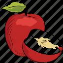 organic, apple, diet, fruit, healthy diet, pomaceous fruit