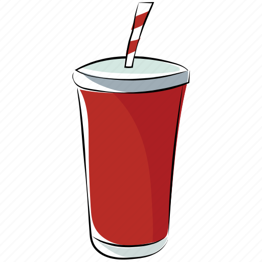 disposable cup, drink, juice cup, soft drink, takeaway drink icon