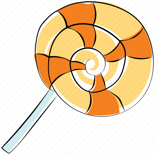 candy, confectionery, lolly, lollypop, sweet, sweet snack icon