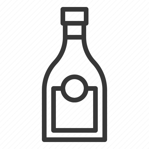 bottle, container, food, food package icon