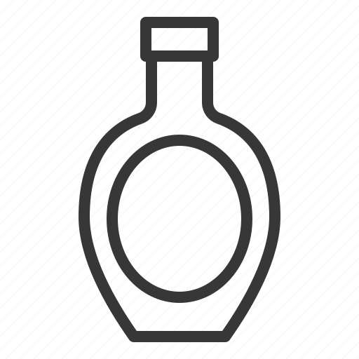 bottle, container, food, food package, sauce bottle icon