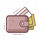 card, cash, payment, wallet icon