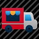 cafe, food, restaurant, transportation, truck, vehicle