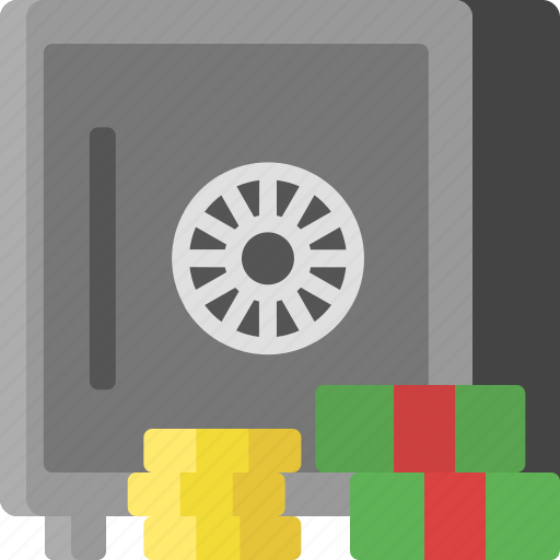 delivery, food, food delivery, secure payment, shipping, strongbox, takeaway icon