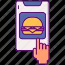 app, food, online, order