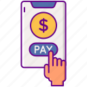 online, pay, payment
