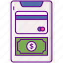 card, money, options, payment