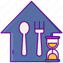 busy, food, restaurant