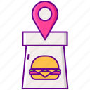 food, location, takeout, you