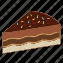 bakery, cake, cheesecake, chocolate, dessert, melt, sweet