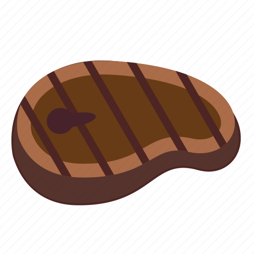 barbecue, beef steak, food, grill, grilled meat, meat, steak icon