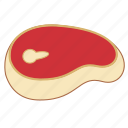 beef, beef steak, cooking, food, meat, steak icon