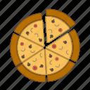 fast food, food, italian food, pizza, slice, restaurant