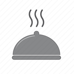 cook, cooking, dishes, food, hot, plate, restaurant icon