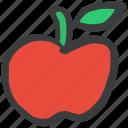 apple, food, fresh, fruit, healthy, carbs, starch