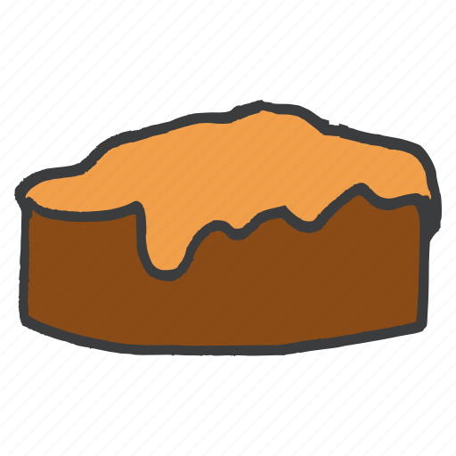 birthday, cake, chocolate, easter, festival, party, sweets icon