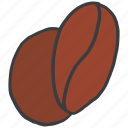 bean, beverage, caffeine, coffee, drink, fresh, java icon