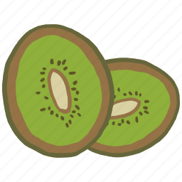chinese gooseberry, food, fresh, fruit, healthy, kiwi, vitamin c icon