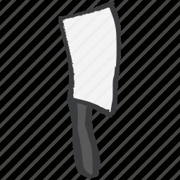 cut, cutlery, dinner, food, kitchen, knife, restaurant icon