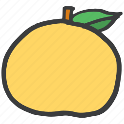 eat, food, fresh, fruit, healthy, peach icon