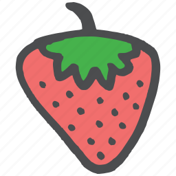 berry, food, fruit, healthy, romance, romantic, strawberry icon