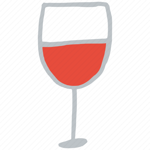 alcohol, beverage, dinner, drink, glass, red, wine icon