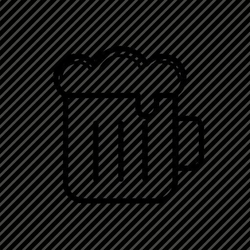 Beer, mug icon - Download on Iconfinder on Iconfinder