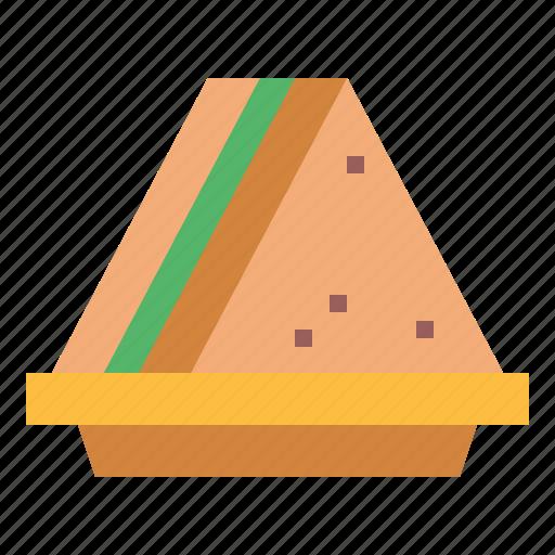 bread, food, lunch, sandwich icon
