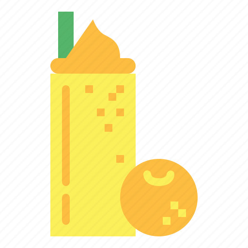 drink, frappe, fruit, smooty icon