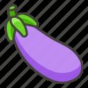 1f346, eggplant
