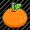 1f34a, tangerine icon
