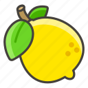 1f34b, lemon icon