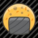 rice cracker icon