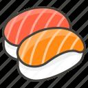 1f363, sushi