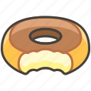 1f369, b, doughnut icon