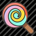 1f36d, lollipop