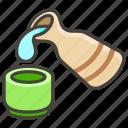 1f376, a, sake icon